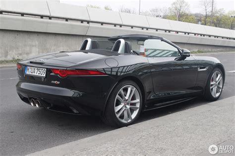 Jaguar F Type S Convertible by Jaguar F Type S Awd Convertible 13 April 2016 Autogespot