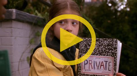 harriet  spy  official hd trailer