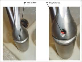 fixing a kitchen faucet repairing kohler faucet