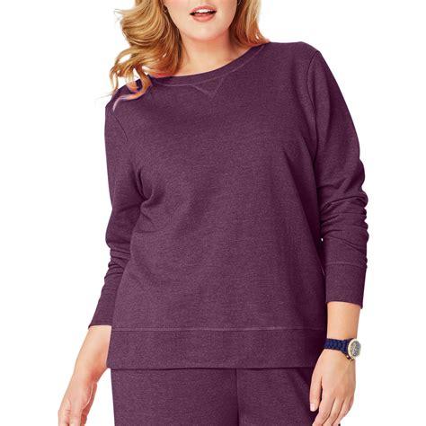 sweaters walmart faded 39 s plus pullover sweater walmart com