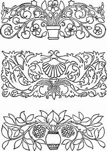 Free Vector Art - Vintage Decorative Ornaments Oh So