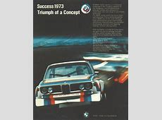 Old and new BMW ad campaigns Part One