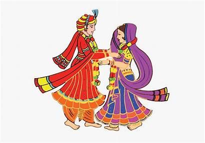 Clipart Indian Groom Jaimala Cartoon Bride Hindu