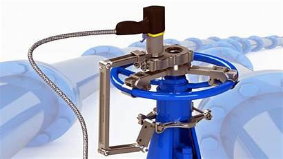 Valve Actuator Portable Flow Smith Valves Control