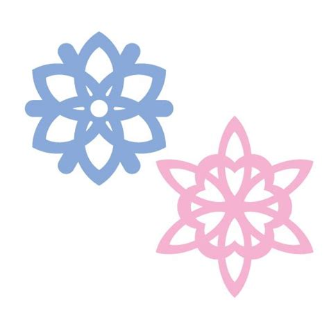 You can copy, modify, distribute and perform the work, even for commercial purposes, all without asking permission. Free snowflake SVG cut file - FREE design downloads for ...