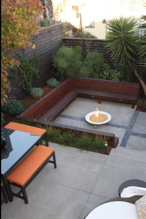drought tolerant plants large concrete pavers  rocks    sleek modern