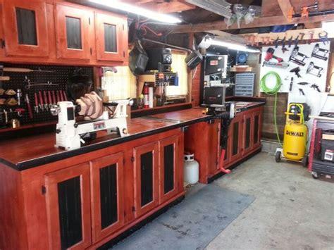 garage workbench finewoodworking