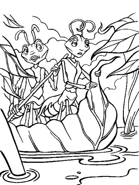 disney antz coloring bing images coloring pages antz