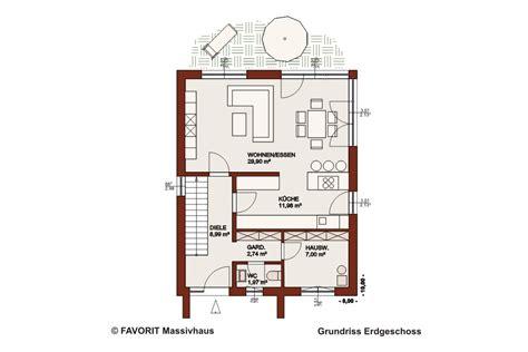 Haus 7m Breit by Favorit Massivhaus
