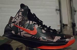 "Nike KD V ""@easymoneysniper"" by AMAC Customs for Kevin ..."