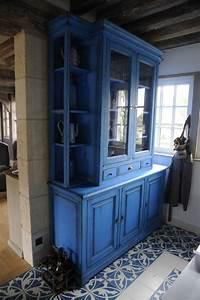 meer dan 1000 ideeen over meuble vaisselier op pinterest With charming couleur taupe clair peinture 14 peinture et patine sur meubles