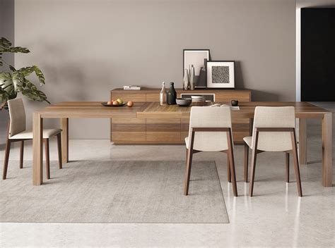 fly dining table by huppe up line