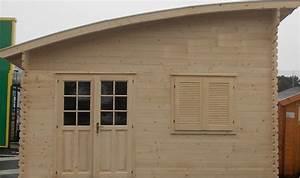 Chalet En Bois Habitable D Occasion : chalet habitable toulouse 25m en bois en kit ~ Melissatoandfro.com Idées de Décoration