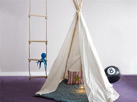 comment faire une cabane dans sa chambre créer une cabane dans une chambre d 39 enfant décoration