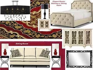 Elegant Master Bedroom | Gorgeous Home Decor II | Pinterest