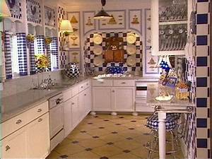 Create the Perfect Blue and White Kitchen HGTV