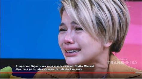 Disebut Pelacur Nikita Mirzani Laporkan Anak Elza Syarief