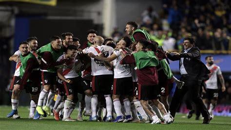 River Plate Enter Copa Libertadores Final Despite Losing ...