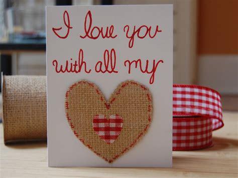 Make Valentine Card Step by Step