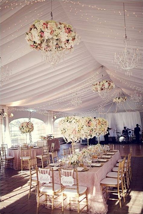 30 chic wedding tent decoration ideas romantic weddings