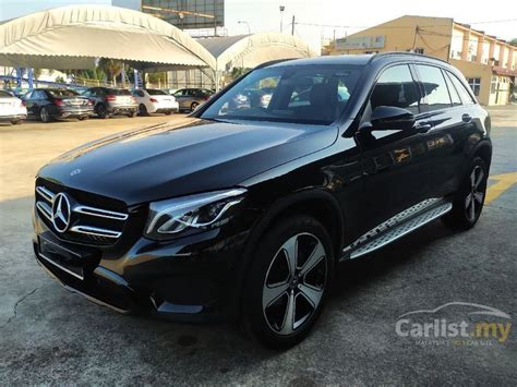 Glc 300 amg line fl. Mercedes-Benz GLC200 2018 Exclusive Safety Update 2.0 in Penang Automatic SUV Black for RM ...