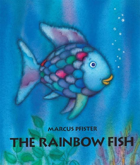 books about fish for preschoolers the rainbow fish 263