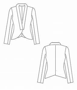Schnittmuster Für Kleider : schnittmuster jacke mit schalkragen monaschnittchen schnittmuster und n hanleitungen ~ Orissabook.com Haus und Dekorationen
