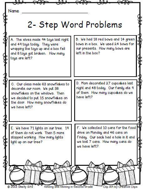 math 2 step word problems math for 2nd grade math 4th grade math math words