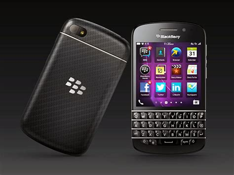 Blackberry Q10 Review Review