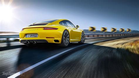 2018 Porsche 911 Carrera 4 Coupe Car Photos Catalog 2018