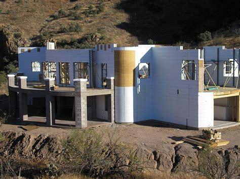 Insulated Concrete Forms (ICF) Salero Home Photos