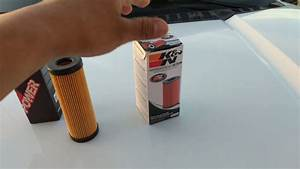 Afe And K U0026n Oil Filter Review On A 2 7 Ecoboost