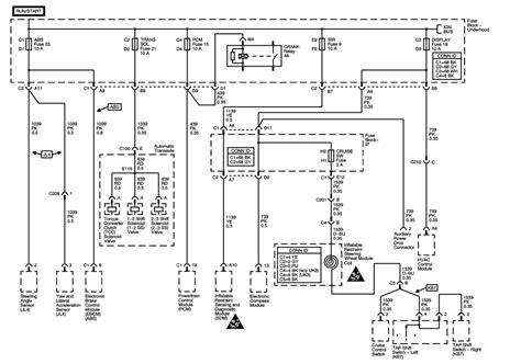 2001 Monte Carlo Radio Wiring Diagram by Repair Guides Power Distribution 2004 Power