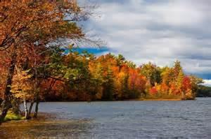 Lake Michigan Fall Colors
