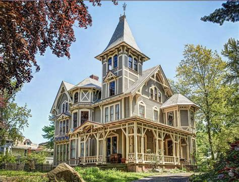 We're Hoping This Stunning Victorian Home Shows Up In Our