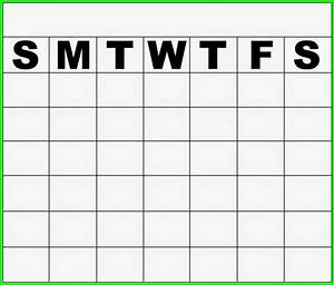 Saturday through friday calendar template calendar for Saturday to friday calendar template