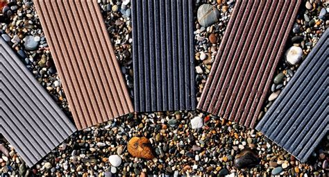 ecodek composite decking colours coloured decking wpc boards