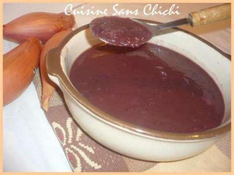 vin de cuisine recettes de sauce marchand de vin de cuisine sans chichi