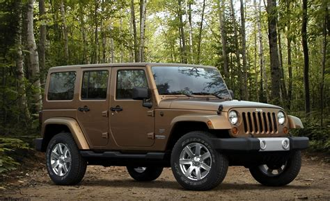 Jeep Car : 2011 Jeep Wrangler 70th Anniversary Edition