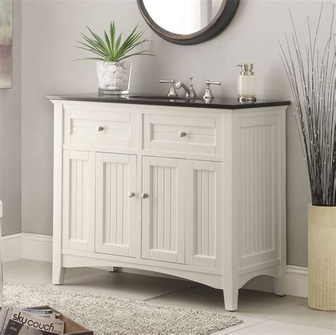 Cottage Style Vanities For Bathrooms by 42 Cottage Style Thomasville Bathroom Sink Vanity Model