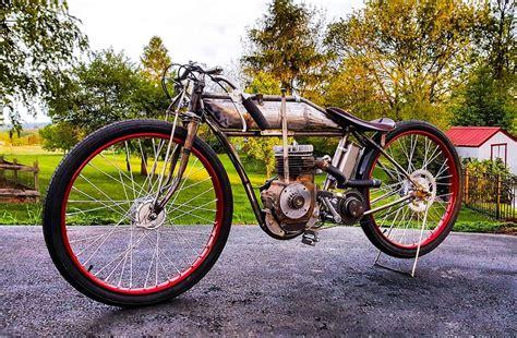 1911 Indian Board Track Racer Replica In