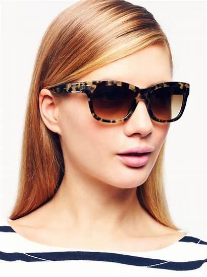 Spade Kate Autumn Sunglasses York Lyst Tortoise