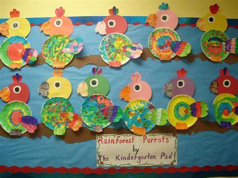 paper plate bird craft paper crafts 988 | parrot bb