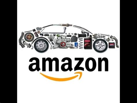 amazon enters  auto parts market youtube