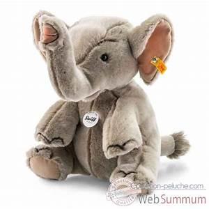 Peluche Elephant Geant : achat de elephant sur collection peluche ~ Teatrodelosmanantiales.com Idées de Décoration