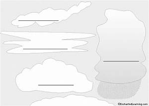 Label the Clouds (Simple Version) Printout ...