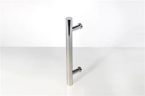 carnegie single side modern contemporary towel bar door pulls handles  entry entrance
