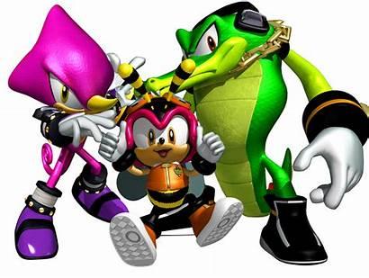 Sonic Chaotix Team Wikia Network Heroes