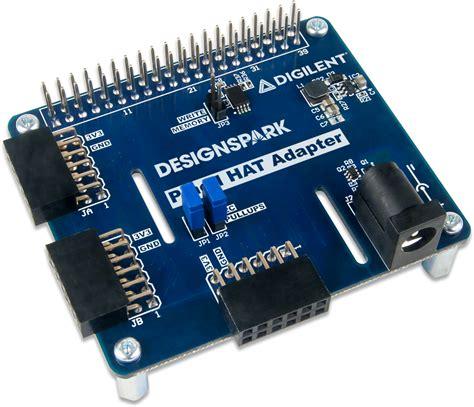 pmod hat adapter referencedigilentinc
