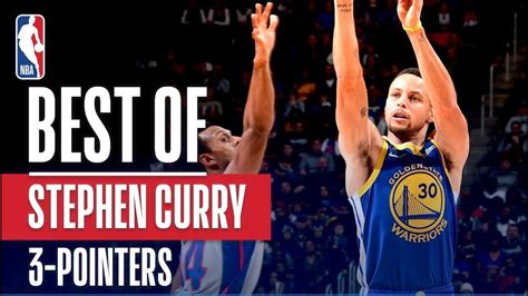 Stephen Curry's Best 3 Pointers From The 2018-19 NBA ...